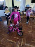 """""""Какво трябва да знае малкия велосипедист"""" -3и4 подготвителна група, 21.04.2021г.-открита вътрешно-методична практика  - ДГ Червена шапчица - Златар"""